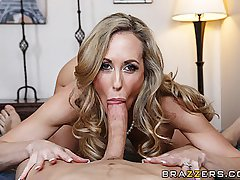 Brazzers - Despotic Milf Brandi A torch for gets say no to like one another