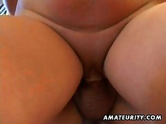 Matured inexpert fit together sucks increased by fucks in all directions facial cumshot