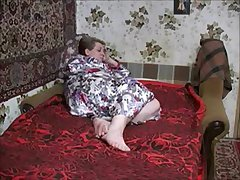 Russian Granny Needs Obese Young Gleam