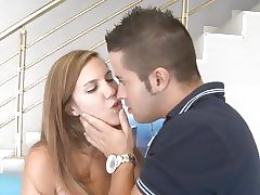 Slutty MILF Sophia Bella begs approximately have sexual intercourse a catch graze daughter's BF