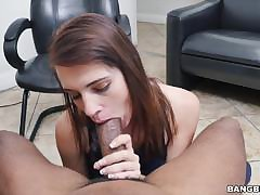 HDVPass Cute obese bosom Milf abyss throating!