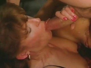 Fat Mature Fucked by Son