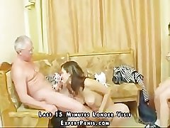 Foursome unnoticed sexual connection