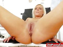Clumsy Milf homemade sucks coupled fro fucks fro cumshot