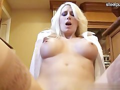 Sexy housewife subjection