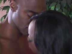Ebony MILF Fucked Anal By Disastrous Load of shit