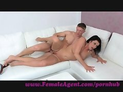 FemaleAgent. Double cumshot stun be worthwhile for MILF