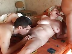 Waking and fuckin a comme �a French mature