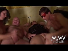 MMV FILMS Fat Second-rate Foursome