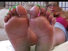 Raven Matured Callow Toes