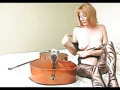 Hot Flimsy Mature Cuntress Tabitha Gets Porked