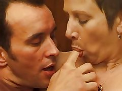French Mature anal R20
